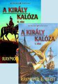 Résháború - 6. A KIRÁLY KALÓZA I-II. (antikvár)