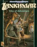 LANKHMAR CITY OF ADVENTURE 2ND EDITION
