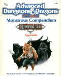 MONSTROUS COMPENDIUM 10. RAVENLOFT I
