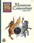 MONSTROUS COMPENDIUM 16. MYSTARA