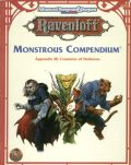 MONSTROUS COMPENDIUM 18. RAVENLOFT III. - CREATURES OF DARKNESS