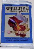 SPELLFIRE Booster Pack 03. DRAGONLANCE