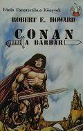 CONAN A BARBÁR (antikvár)