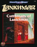 CUTTHROATS OF LANKHMAR