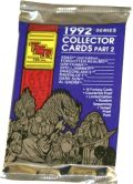 COLLECTOR CARDS 92/2