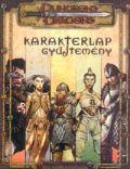 D&D KARAKTERLAP-GYŰJTEMÉNY