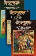 DRAGONLANCE KRÓNIKÁK (1-3. kötet) (1. kiadás) (antikvár) (közepes)