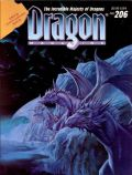 DRAGON MAGAZINE #206