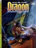 DRAGON MAGAZINE #209