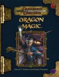 D&D 3rd Ed. - DRAGON MAGIC