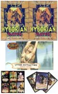 HYBORIAN GATES CCG - Ltd Edition Starter Deck for two players