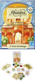 Alhambra - 1. kiegészítő: A VEZÍR KIVÁLTSÁGA