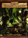 Warhammer Fantasy RPG 2nd Ed. - TERROR IN TALABHEIM Adv