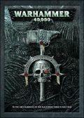 WH40K - WARHAMMER 40.000 BATTLE GAME RULEBOOK 4th Ed. (used)