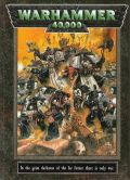 WH40K - WARHAMMER 40.000 BATTLE GAME RULEBOOK 3rd. Ed. ('98) (used)