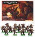 Chaos Space Marines - KHORNE BERSERKERS