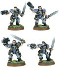 Space Marines - SPACE WOLF SCOUTS