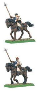 Bretonnian - MOUNTED YEOMAN