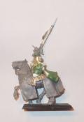 Bretonnian - GRAIL KNIGHT: Knight of the Unicorn (converted)