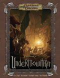 D&D 3rd Ed. - Forgotten Realms - EXPEDITION TO UNDERMOUNTAIN Adv