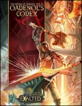 EXALTED 2nd Ed. - BOOKS OF SORCERY VOL. 3: OADENOL'S CODEX