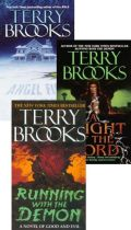 Brooks, Terry - (-3.) THE WORD AND THE VOID Vol. 1-3.