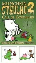 MUNCHKIN CTHULHU 2: CALL OF COWTHULHU Expansion