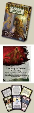 Call of Cthulhu - Arkham Horror - KING IN YELLOW Expansion
