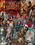 EXALTED 2nd Ed. - BOOKS OF SORCERY VOL. 4: ROLL OF GLORIOUS DIVINITY I: GODS & ELEMENTALS