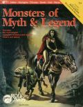 Role Aids - MONSTERS OF MYTH & LEGEND SB