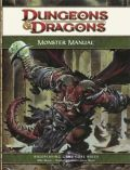 D&D 4th Ed. - MONSTER MANUAL