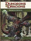 D&D 4th Ed. - MONSTER MANUAL