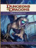 D&D 4th Ed. - DRACONOMICON I: Chromatic Dragons