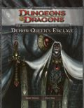 D&D 4th Ed. - DEMON QUEEN'S ENCLAVE Adv