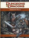 D&D 4th Ed. - DUNGEON DELVE