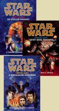 Star Wars - THRAWN TRILÓGIA (A Birodalom örökösei, Sötét erők ébredése, Az utolsó parancs) (2. kiadá