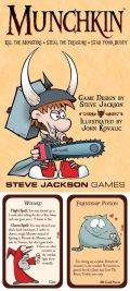 MUNCHKIN Boxed Card Game (3-6) (2010 Edition)