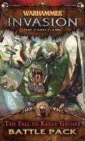Warhammer - Invasion LCG - Enemy Cycle - FALL OF KARAK GRIMAZ, THE Battle Pack