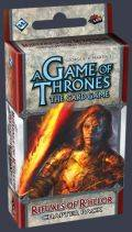 Game of Thrones LCG - Brotherhood without Banners - RITUALS OF R'HLLOR Chapter Pack