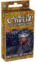 Call of Cthulhu LCG - Forgotten Lore - ANCIENT HORRORS Asylum Pack (60)