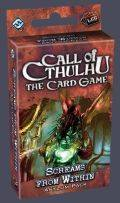 Call of Cthulhu LCG - Yuggoth Contract - SCREAMS FROM WITHIN Asylum Pack