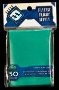 KÁRTYAVÉDŐ / DECK PROTECTORS - Solid - Green (FFG) (50)