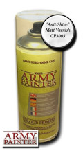 Spray - ANTI-SHINE, MATT VARNISH Army Painter