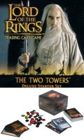 Lord of the Rings, The CCG - TWO TOWERS DELUXE STARTER SET (unsealed)