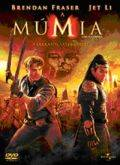 MÚMIA, A 3. A sárkánycsászár sírja - DVD