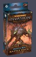 Warhammer - Invasion LCG - Morrslieb Cycle - OMENS OF RUIN Battle Pack