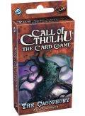 Call of Cthulhu LCG - Yuggoth Contract - CACOPHONY, THE Asylum Pack