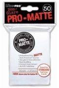 KÁRTYAVÉDŐ / DECK PROTECTORS - Pro-Matte Non-Glare - White (50)