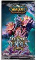 WOW CCG - THRONE OF THE TIDES Booster Pack