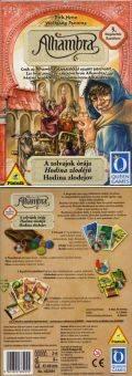 Alhambra - 3. kiegészítő: TOLVAJOK ÓRÁJA